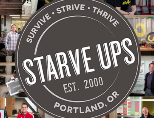 Partnership with Starve Ups