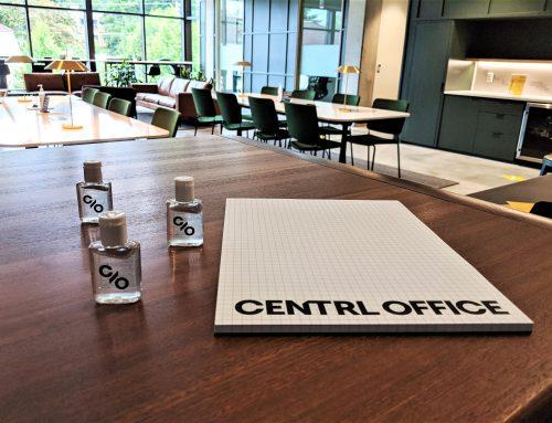 Service Highlight: Centrl Office Hand Sanitizer